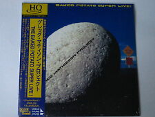 "GREG MATHIESON ""Baked Potato Super Live"" Japan mini LP CD  Steve Lukather"