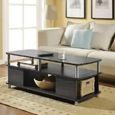 Wooden Coffee Table Living Room Furniture Center Table Sofa Table Storage Modern