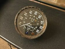 land rover series speedometer jaeger clock