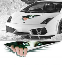 3D Peeking for Cars Walls Funny Sticker Graphic Vinyl Car Decal