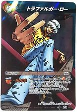 One Piece Miracle Battle Carddass Trafalgar Law Super Rare OP 38/64