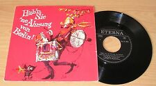 "7"" fredy victoria/Gina pressgott/idea de Berlín/single eterna sp. u. 363/leer!"