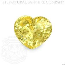 Natural Untreated Yellow Sapphire, 6.08ct. (Y3110)