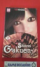 SHINREI GAKUEN TOME N.2 KAYONO KAZE SHOJO BD LIVRE  MANGAS VF