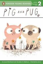 Pig and Pug (Penguin Young Readers, L2)-ExLibrary