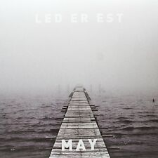 "Led Er Est May 12"" EP WHITE VINYL LP Record! non dust on common/diver songs! NEW"