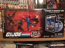 G.I. Joe 25th Anniversary DVD Battle Pack - Pyramid of Darkness - Set 4 of 5!