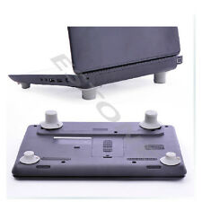 4pcs Laptop Notebook Heat Reduction Pad Cooling Cool Feet Cooler Stand Pad Leg