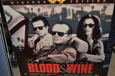 Blood & Wine (1996) [PAL/LBX/SRD] [RCSLB36671] Laserdisc