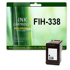 NON-OEM 338 Black Ink Replace for DeskJet 460c 460cb 460wbt 460wf 5740 5743