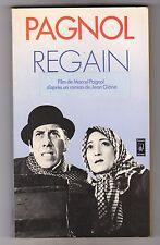 REGAIN. MARCEL PAGNOL. Presses Pocket 1978. TB état. Histoire du film de Pagnol