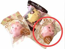 Creamiicandy Marshmellii Eyelash Girl Pig Mini Squishy Rare Collectible