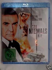 Never Say Never Again [1983] (Blu--ray Region-Free)~~~Sean Connery~~~NEW SEALED