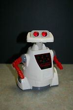VINTAGE 1985 'TOMY CRACKBOT' ROBOT TESTED AND WORKING