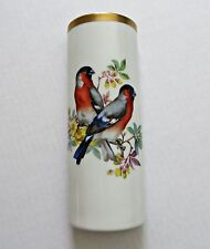 HUMILUX BRUXELLES Bird Wall Pocket Hanging Porcelain Radiator Humidifier Vase