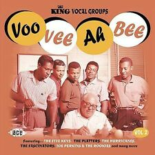 CD-V.A.-Voo Vee Ah Bee: King Vocal Groups, Vol. 2 Jun-2004, A...