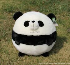 28*28CM  Kid's Girl's/Boy's Plush Cute Stuffed Animal Doll Toy Rounded PANDA
