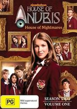 House Of Anubis - House Of Nightmares : Season 2 : Vol 1 - DVD Region 4