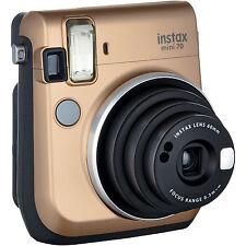Fotocamera Istantanea FujiFilm Fuji Instax Mini 70 (Gold/Oro)