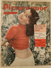 1959 PICTUREGOER FILM MAGAZINE Cover JOY GIBSON - MARLON BRANDO - JANETTE SCOTT