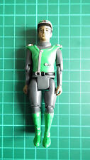 Captain Scarlet & The Mysterons - Lieutenant Green Figure - Excellent Condition!
