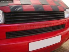 VW T4 Front grill black badgeless debadged vorne grille Multivan Caravelle bus