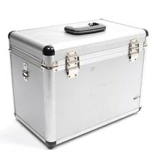 "Hard Aluminum Camera Outfit Case / Trunk (16.75"" x 10"" x 12.75"") #39984"