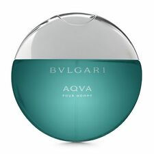 Bvlgari AQVA Pour Homme Eau de Toilette EDT Spray  1.7 oz  / 100 ml NWOB