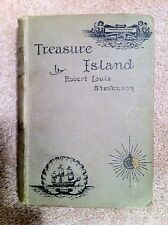 TREASURE ISLAND 1884 FIRST AMER ILLUS. EDITION & PRINTING ROBERT LOUIS STEVENSON