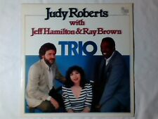JUDY ROBERTS JEFF HAMILTON RAY BROWN Trio lp NUOVO WILLIE NELSON HENRY MANCINI