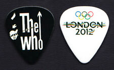 The Who Pete Townshend Summer Olympics London Guitar Pick 2012 Tour