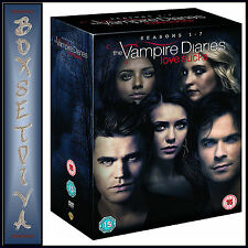 VAMPIRE DIARIES - COMPLETE SEASONS 1 2 3 4 5 6 & 7 **BRAND NEW DVD BOXSET**