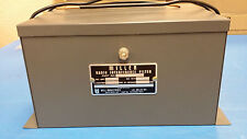 RADIO INTERFERENCE FILTER 10-AMPS. 240 MAX.-VOLTS J. W. MILLER PN. 7842