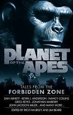 FREE 2 DAY SHIPPING | Planet of the Apes: Tales from the Forbidden Zo, PAPERBACK