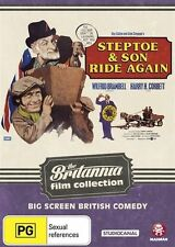 Steptoe and Son Ride Again - The Movie: Britannia Collection NEW R4 DVD