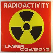 "12"" Maxi - Laser-Cowboys - Radioactivity - C923 - washed & cleaned"