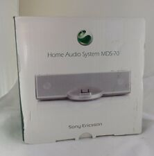 Sony Ericsson Walkman Phone Home Audio System MDS-70 Speaker System-RARE