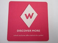 Beer Coaster ~  ~ JD WETHERSPOON Pubs in Great Britain & Ireland ~ Lloyds #1 Bar