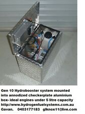 HHO DRY CELL Gen-10 HYDROGEN GENERATOR for CARS, TRUCKS, Trawlers, Generators