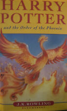 1st ED BOOK 5 HARRY POTTER AND THE ORDER OF THE PHOENIX J.K ROWLING PAPERBACK
