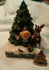 JIM SHORE..Rudolph The Red-Nosed Reindeer Traditions #4013873