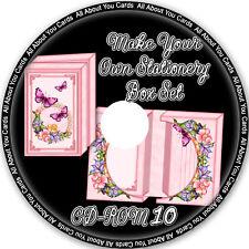 Crea la tua casella cancelleria imposta CD-ROM 10