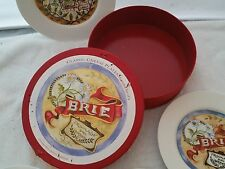 Classic French Cheese Plates