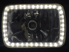 Ford F250 F350 Laser Courier Daihatsu Feroza Rocky Halo Angel Eye Headlight NEW