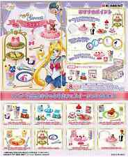 Sailor Moon Crystal Cafe Sweets Collection Complete Box Set - Re-ment ... h#5