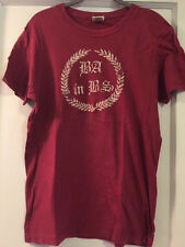 ABERCROMBIE & FITCH Men's Distressed Muscle Crew Neck T-Shirt (Small) (Good)
