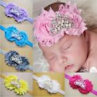 Lots Lovely Kid Baby Girl Flower Crown Headband Toddler Hair Bow Band Accessorie