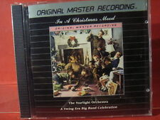 """MFSL-MFCD-796 THE STARLIGHT ORCHESTRA """"CHRISTMAS"""" (COMPACT DISC/FACTORY SEALED)"""