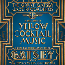 BRIAN FERRY ORCHESTRA - GREAT GATSBY-THE JAZZ RECORDINGS -  CD NUOVO SIGILLATO