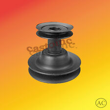 Double Engine Pulley Fits MTD 756-0983B, Oregon 44-367 and Sunbelt B1MT126